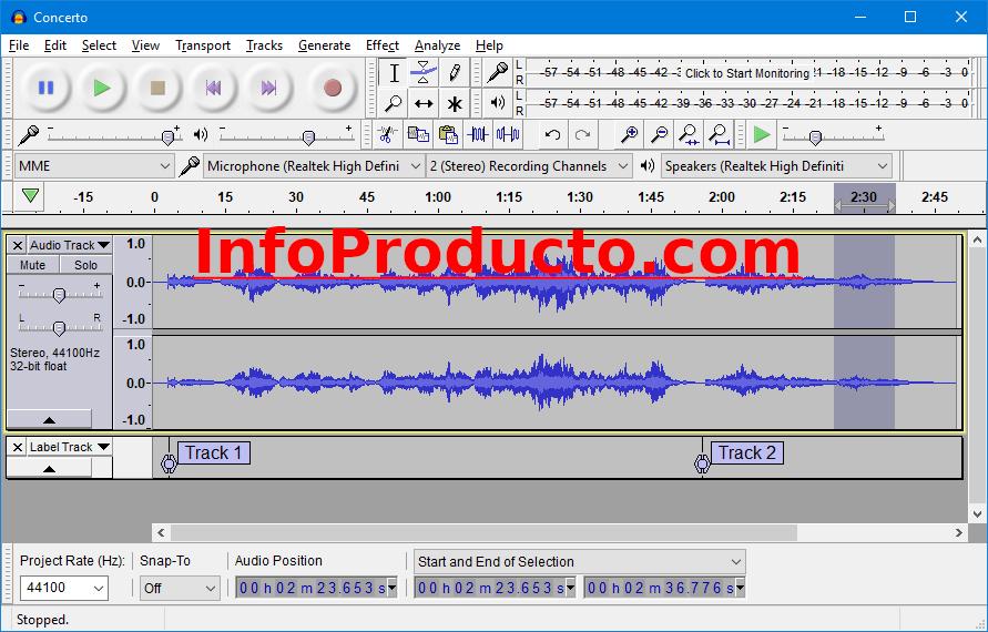 Audacity-ThemeClassic-InfoProducto.com